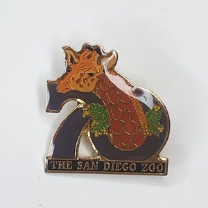 San Diego 70th Anniversary Pin